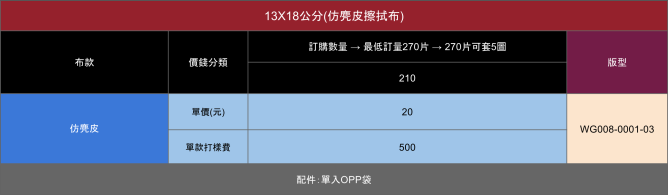WG008-0001 仿麂皮擦拭布3
