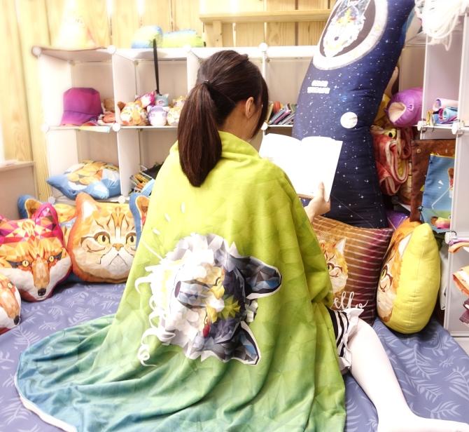 毛毯-LEO改